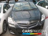 Toyota Belta for sale located in Karachi