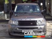 Land Rover Range Rover Sport for sale located in Lahore