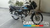 Honda CG 125 Deluxe 2009 for sale Islamabad