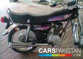 Unique UD 125 2011 for sale Karachi
