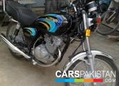 Suzuki GS 150 2011 for sale Lahore