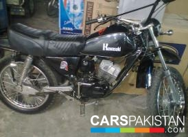 Kawasaki Trail 100 CC 1983 For Sale, Lahore, By: Amir Irfan  (Private Seller)