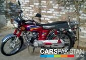 Yamaha Royale YB 100 2005 for sale Quetta
