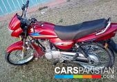 Honda CG 125 Deluxe 2011 for sale Rawalpindi