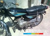 Honda CG 125 2000 for sale Sargodha