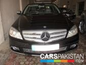 Mercedes Benz C Class for sale located in Lahore