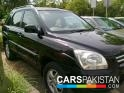 2007, Black Kia Sportage  For Sale, Islamabad, Registered Number From Islamabad