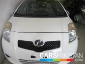 Toyota Vitz for sale located in Lahore