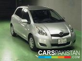 Toyota Vitz for sale located in Karachi