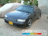 Nissan BlueBird for sale located in Karachi