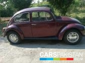 Volkswagen Beetle for sale located in Islamabad