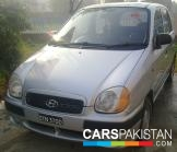 Hyundai Santro for sale located in Sialkot