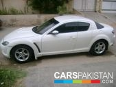 Mazda RX 8 for sale located in Karachi