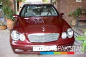 Mercedes Benz C Class for sale located in Islamabad