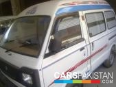 Suzuki Bolan for sale located in Lahore