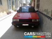 Nissan Sunny for sale located in Peshawar