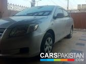 Toyota Axio for sale located in Islamabad