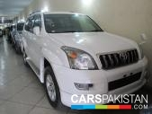 Toyota Prado for sale located in Lahore