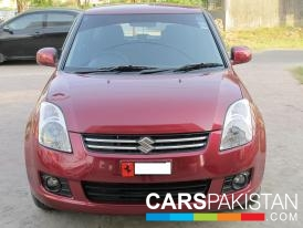 2011, Maroon Suzuki Swift (Petrol ) For Sale, Lahore, By: Irfan Leghari  (Private Seller)