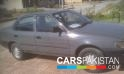 1998, Grey Toyota Corolla XE For Sale, Karachi, Registered Number From Islamabad
