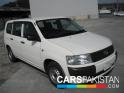 2007, White Toyota Probox  For Sale, Unregistered, Registered Number From Islamabad