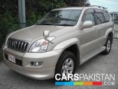 Toyota Prado for sale located in Karachi