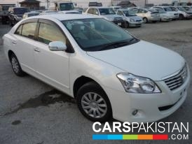 2009, Pearl White Toyota Premio (Petrol ) For Sale, Karachi, By: Aamir Kasmani  (Dealer)