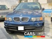 BMW X Series for sale located in Lahore