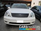 Lexus LS Series for sale located in Lahore