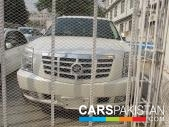 Cadillac Escalade EXT for sale located in Lahore
