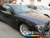 BMW 7 Series for sale located in Lahore