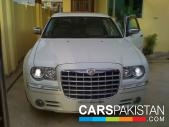 Chrysler C300 V8 for sale located in Sialkot