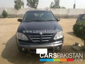 SsangYong Stavic for sale located in Karachi