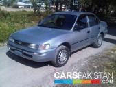 Toyota Corolla for sale located in Abbottabad