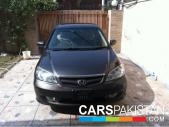 Honda Civic for sale located in Islamabad