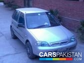 Suzuki Cultus for sale located in Rawalpindi