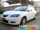 Mazda Axela for sale located in Karachi