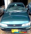 Toyota Corolla for sale located in Karachi