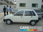 Suzuki Mehran for sale located in Islamabad