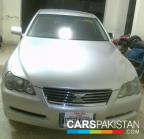 Toyota Mark X for sale located in Faisalabad