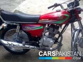 Honda CG 125 2013 for sale Sheikhupura