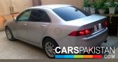 Honda Accord for sale located in Karachi