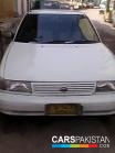Nissan Sunny for sale located in Karachi