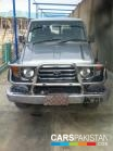 Toyota Land Cruiser for sale located in Quetta