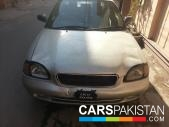 Suzuki Baleno for sale located in Lahore