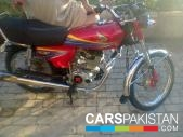 Honda CG 125 2011 for sale Attock