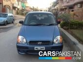 Hyundai Santro for sale located in Islamabad