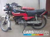 Kawasaki GTO 1989 for sale Karachi