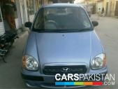 Hyundai Santro for sale located in Wah