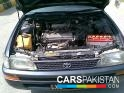 1997, Grey Metallic Toyota Corolla XE For Sale, Lahore, Registered Number From Taxila